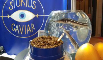 Sturios Caviar, protagonista en el Salón del Lujo de Madrid