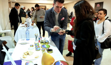 Sophisticated caviar thanks to Capricho Gourmet